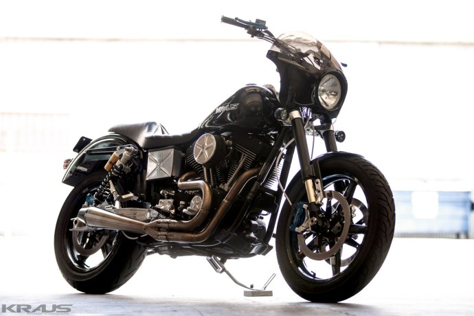 Kraus Motor Co LONE STAR | CustomBike