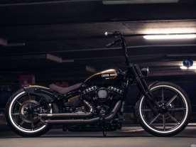 Die Street Bob ist derzeit die bestverkaufte Harley in Milwaukees Modellprogramm