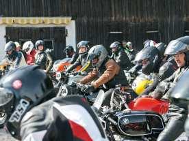 Mehr als 200 Fahrer aus sieben Nationen waren am Start, zwei kamen sogar aus den USA und aus Japan