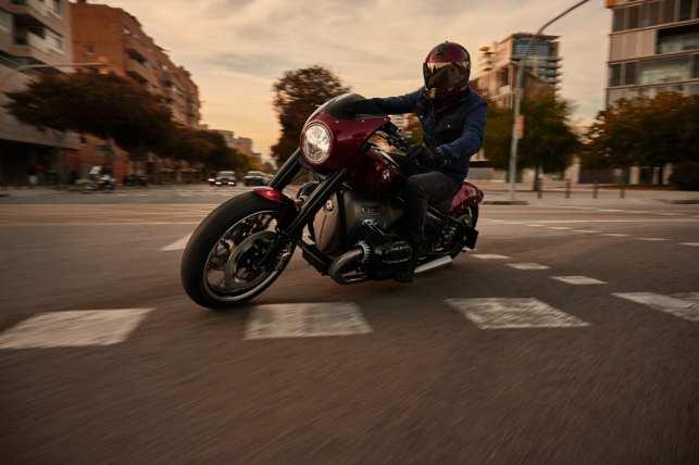 BMW nennt es Motorradfahren in seiner ursprünglichsten Form