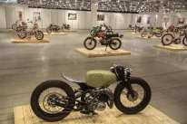 Einige der Mopeds aus der Halbstark-Ausstellung werden wir wiedersehen – auf den CUSTOMBIKE SUMMER DAYS 2020 in Mannheim