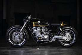 Zahlreiche Motorräder gingen schon durch Franks Hände, ein großer, japanischer Vierzylinder war ein langgehegter Wunsch