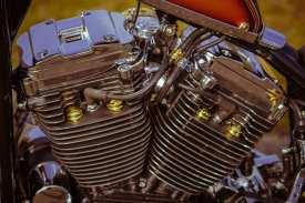 Der Evo-Motor der Harley-Davidson Sportster wurde einer kompletten Revision unterzogen