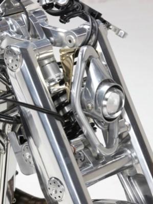 Poliertes Aluminium wo man hinschaut