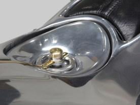 Die Metallarbeiten erledigte Spezialist Ireful Motorcycles aus Monza