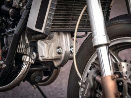 Honda VF 750 Sabre – Aus dem Schatten