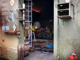 A Bunkers-Work is never done. Dass der Umbau umfangreich würde, war klar. Dass es sich aber dermaßen in die Länge ziehen würde, war nicht geplant