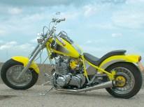 Jeroens Kawasaki Z900 im Wandel der Zeit