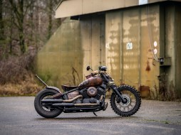 Yamaha XVS 650 Dragstar – In Rust we trust