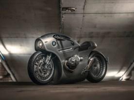 Im Auftrag von BMW Motorrad Russland verwandelte Zillers Garage das Erfolgsmodell R NineT in ein atemberaubendes Custombike, das nicht so recht in irgendeine Kategorie passen will