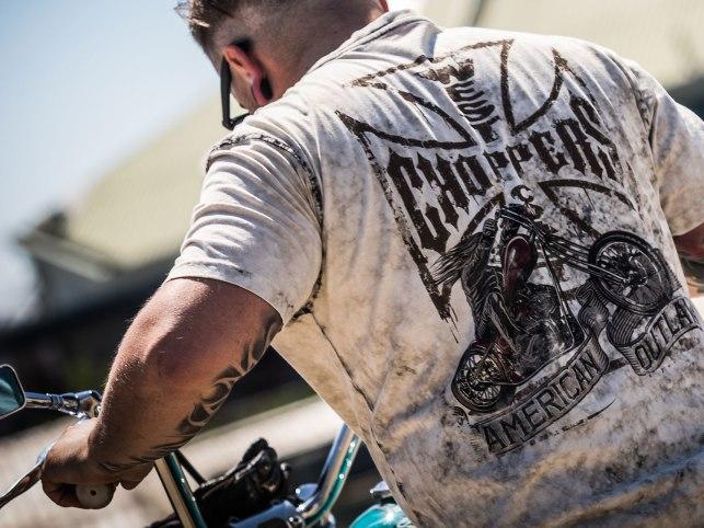West Coast Choppers: Klassische Biker-Fashion aus den USA.