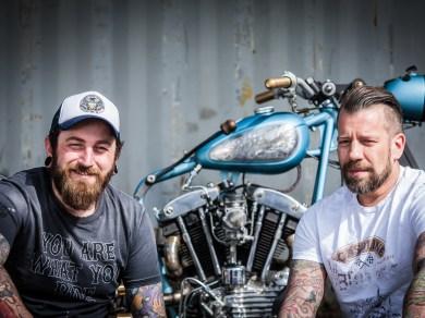 Mario Bacher und Jochen Pribik – die Köpfe hinter 68 Custom