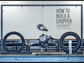 We're deeply in love! Wie ein Australier aus BMWs R9T einen amtlichen Chopper knüpft