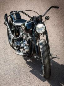 Zugelassen, bequem fahrbar, anstandslos laufender Motor, cool – alles, was ein Motorrad braucht, hat der Little Bobber vorzuweisen