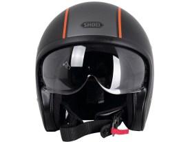 Der empfehlenswerte Shoei-Helm kostet 389 Euro, der Straßenpreis (bzw. heutzutage Internetpreis) liegt um die 350 Euro