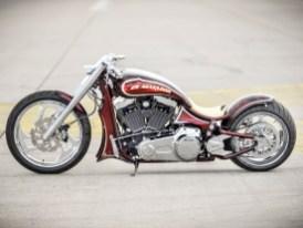 Harley-Davidson Softail Slim – El Matador