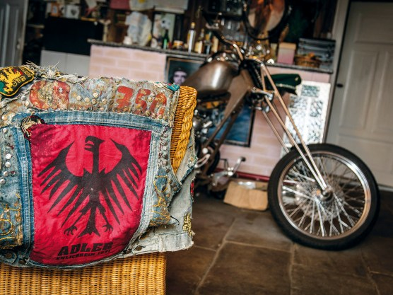 »Die Adler« aus Emlichheim waren die typischen Revoluzzer der späten 60er Jahre, sie waren berühmt und berüchtigt und erschreckten die Normalbürger