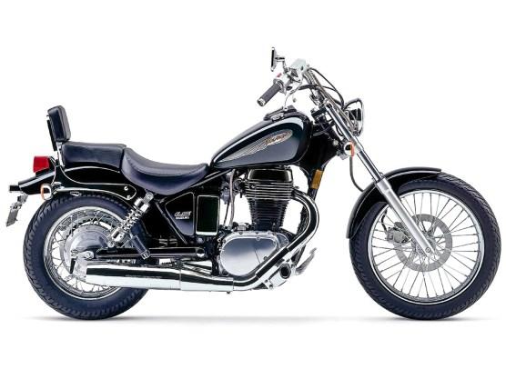 Von 1986 bis 2000 wurde die LS 650 in Deutschland angeboten und ist der Inbegriff des japanischen Softchoppers. In den USA wird sie als »Boulevard S40« immer noch verkauft
