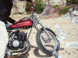 Harley SX 250 – Two Stroke Bandit
