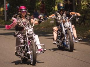 Harley Days Dresden – Über 8000 glückliche Besucher, ein Mega-Programm und die Premiere der Sportster S