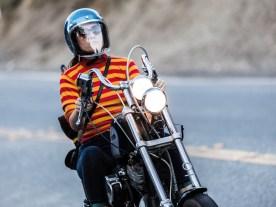 Tausende Biker rollen zum Gelände. Mädels, Jungs, cool, lässig – und fast alle auf Harleys unterwegs. Damit muss die kalifornische Show zwingend als eines der größten Harley-Treffen der Welt gelten