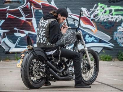 Harley-Davidson Shovelhead – Alte Liebe