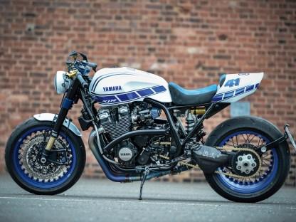 Yamaha XJR 1300 – Finale Furioso