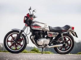 Yamaha XS 500 – Low Budget