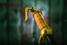 Teak wood grips