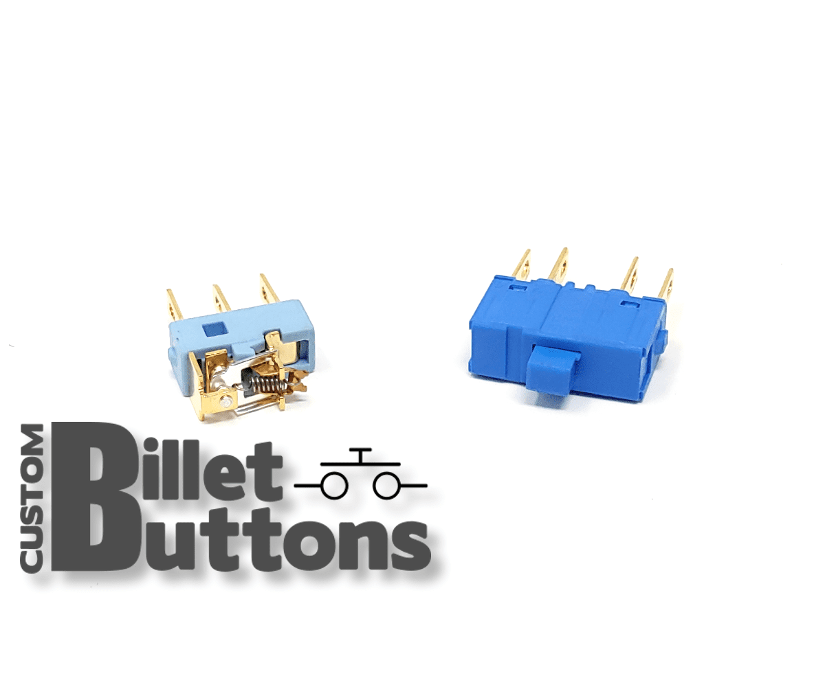 hight resolution of replacement micro switch for custom billet buttons