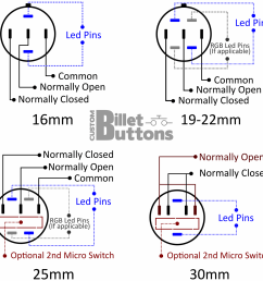 micro switch no nc wiring diagram [ 1600 x 1401 Pixel ]