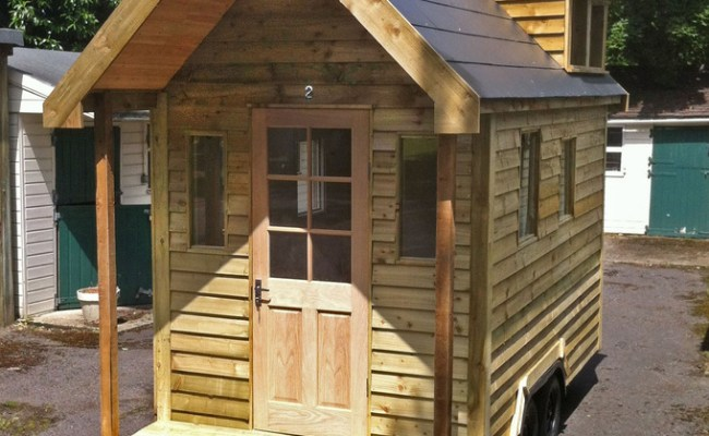 Tiny House S On Wheels For Sale In The Uk Custom Built 2