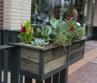 Planters - Custom by Rushton, LLC