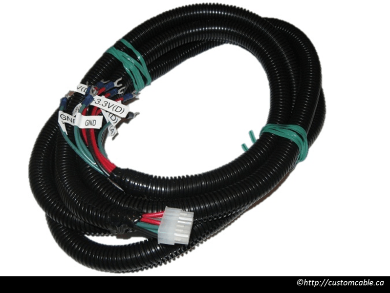 Custom Wiring Harness CustomCable