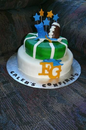 Confirmation Cake1