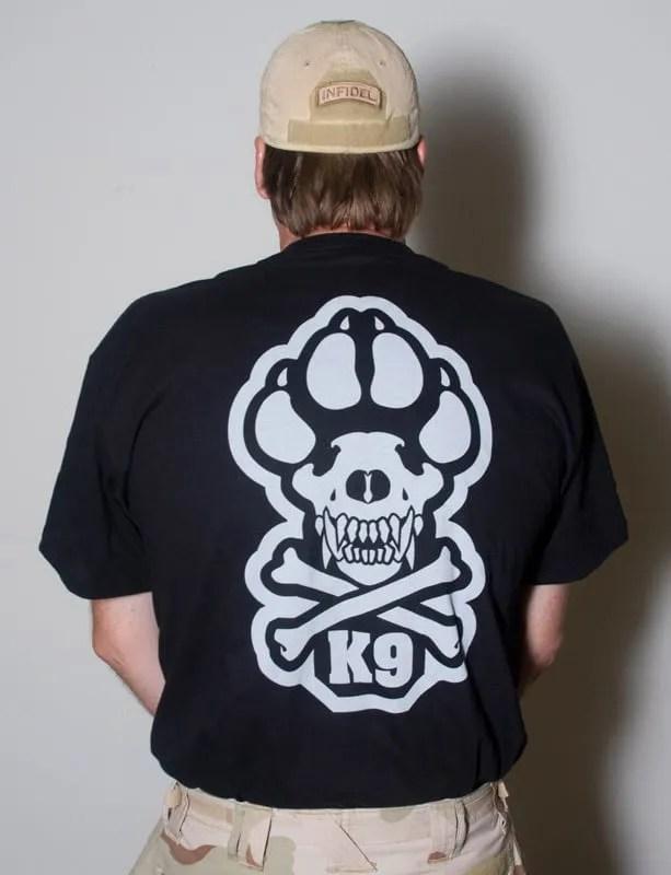 Service Dog Handler T Shirt