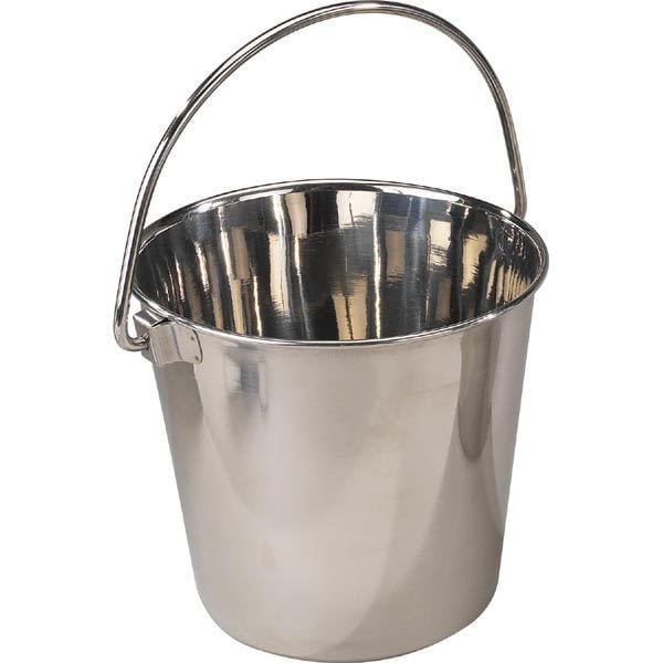 6 qt ProSelect Stainless Steel Pail