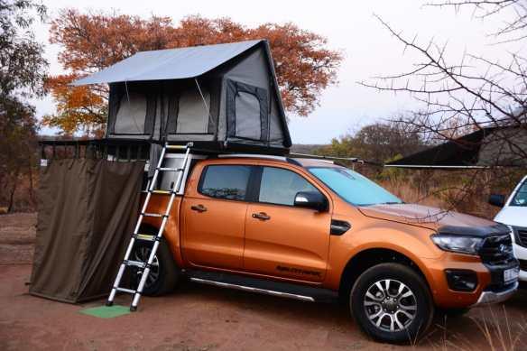 Moremi Sport Rooftop Tent