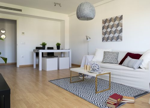 custom casa home staging