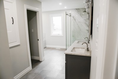 Hollow Timber, Custom Bars, Condo Renos, Feature Walls, Custom Showers, Fire Places, Kitchen Back Splashes, Wine Cellars-53