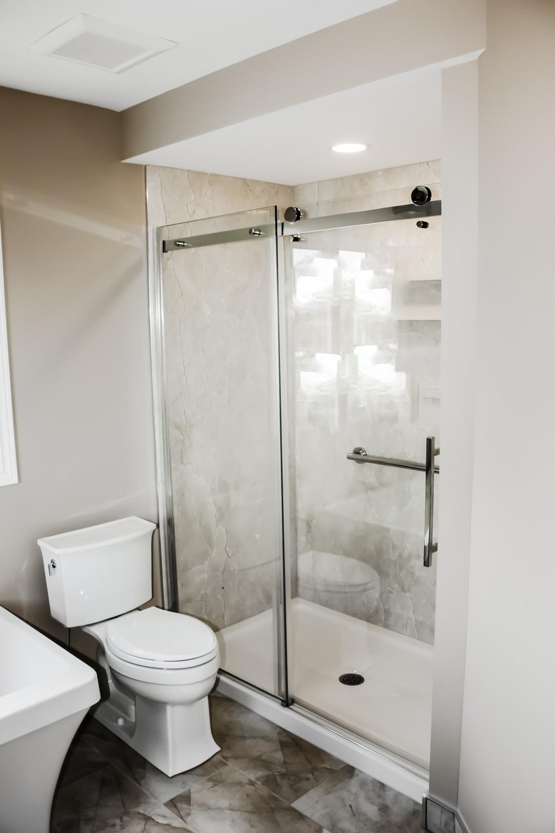 Luxury Bathrooms | Barrie Custom Carpentry Design Building Company