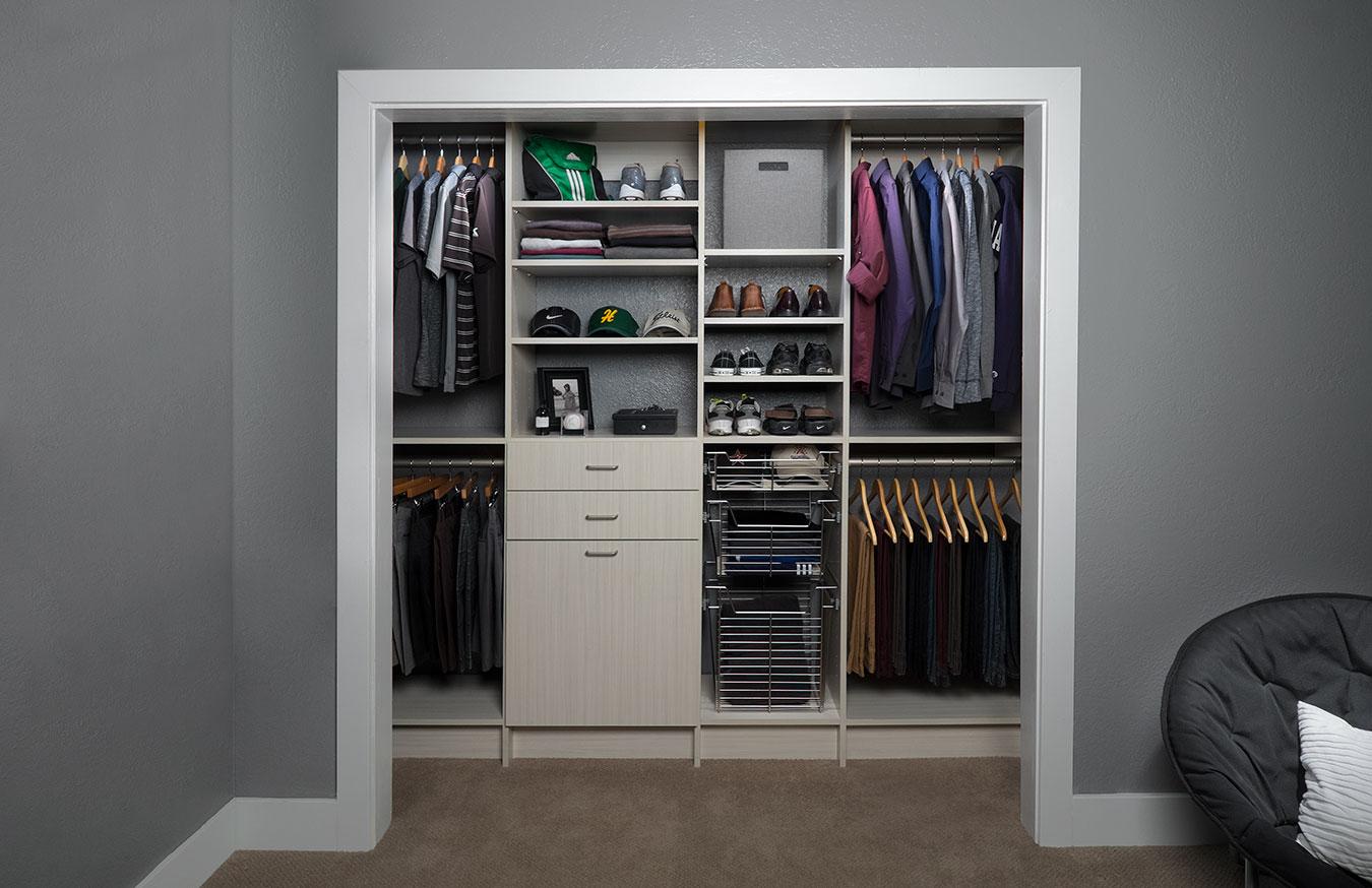 Closet Organization & Installation