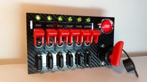 Custom Switch Panels – Custom Cluster Development