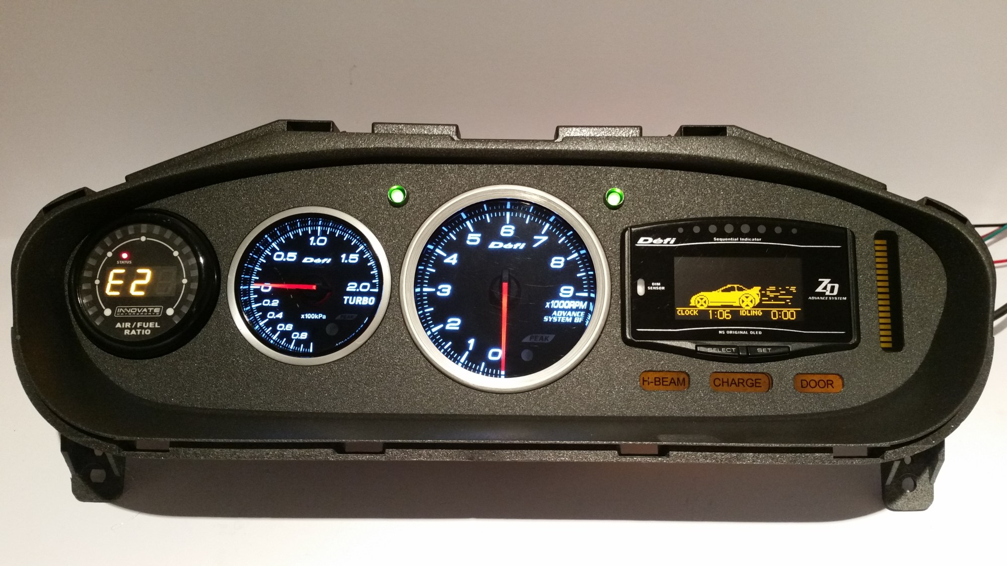 hight resolution of r33 gauge cluster into s14 240sx wiring nico club wiring diagram view wiring gauges 240sx