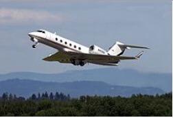Gulfstream Jet
