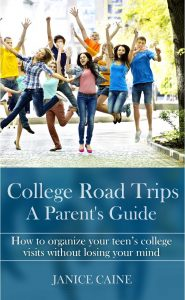 College Road Trips A Parent's Guide ebook