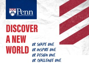 Discover a new world at Penn