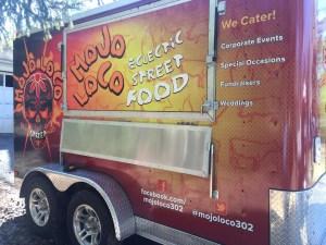 Mojo Loco Food Trailer