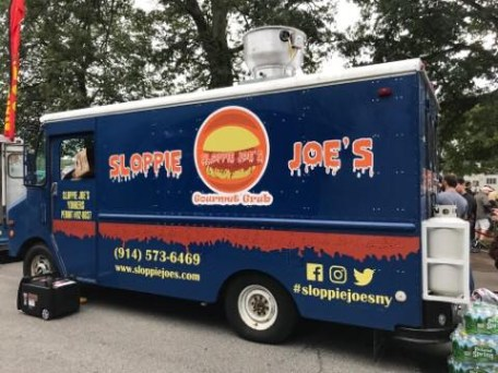 Sloppy Joes Food Truck