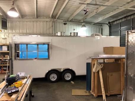 creating a custom food truck
